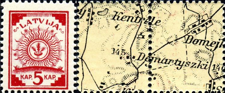 smilten stamps 1919