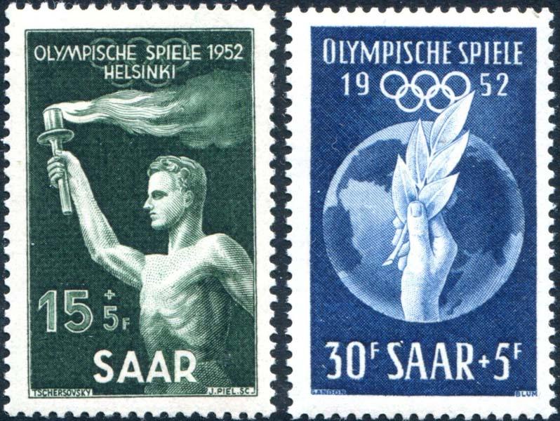 Столица 15 олимпийских игр